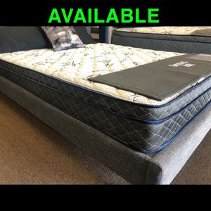 QUEEN GEL MEMORY FOAM MATTRESS ❄️ 10 YEAR WARRANTY 🛏 BAMBOO FABRIC 🇺🇸 ALL SIZES AVAILABLE for Sale in Huntington Beach, CA
