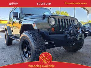 2007 Jeep Wrangler for Sale in Arlington, TX