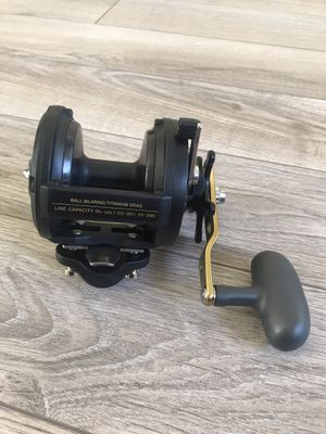 Shimano TLD Star Drag Reel for Sale in San Marcos, CA