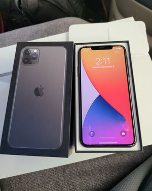 iPhone 11 Pro Max Factory Unlocked for Sale in Brentwood, CA