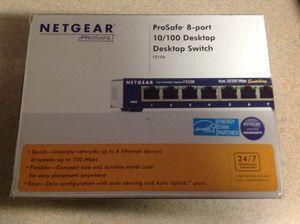 Netgear Prosafe for Sale in Houston, TX
