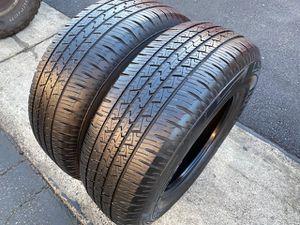 (2) 245/70R16 Savero tires - $130 for Sale in Santa Ana, CA
