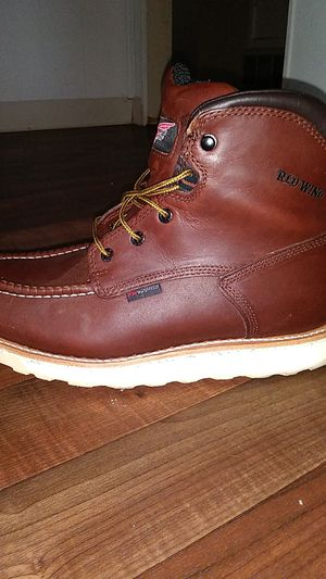 Red wing work boots for Sale in Stockton, CA