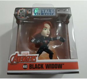 "NEW JADA Metals Marvel Avengers BLACK WIDOW 2.5"" Die-cast Figure 2017 for Sale in Fort Myers, FL"