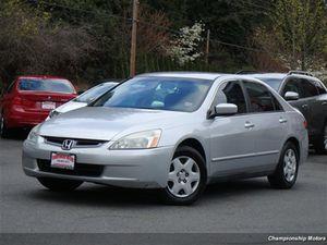2005 Honda Accord Sdn for Sale in Redmond, WA