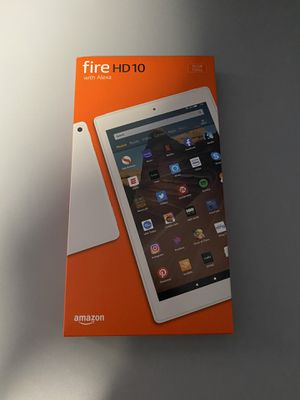 Amazon Fire HD 10 Tablet for Sale in Sugar Land, TX