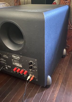 Klipsch Subwoofer speaker for Sale in Woodville, CA