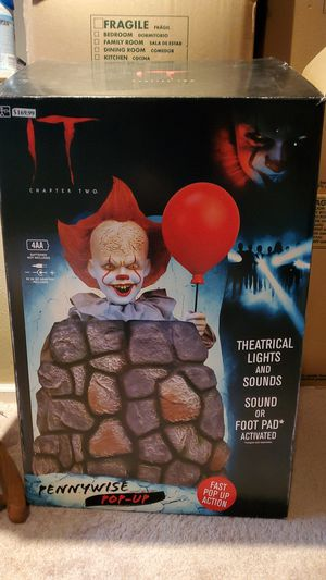 Halloween Pennywise prop for Sale in Evans, CO