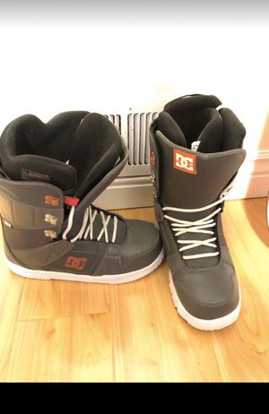 Snowboarding boots DC size 12 for Sale in San Jose, CA