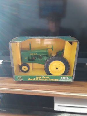 John Deere tractor toy for Sale in Stevensville, MT