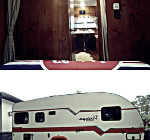 Ultra-Clean Camper Gulf Vintage 19'ft Travel Trailer for Sale in Austin, TX