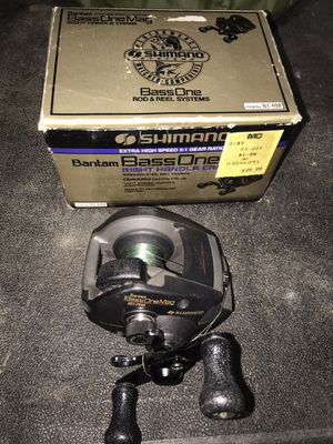 Fishing reel- With original box for Sale in Chicago, IL