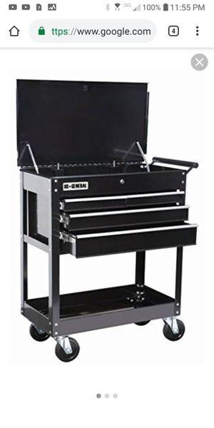 Tool box cart for Sale in Frostproof, FL