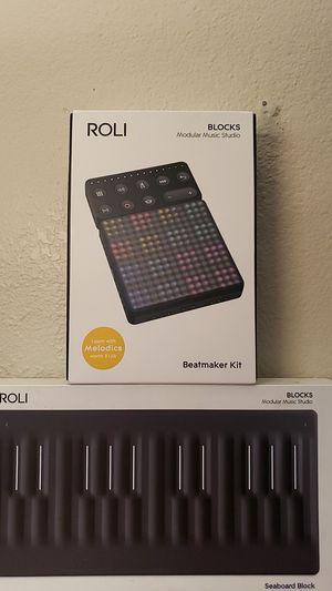 Roli seaboard block expressive keyboard for Sale in Hawthorne, CA