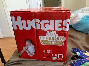 Diapers newborn for Sale in San Bernardino, CA