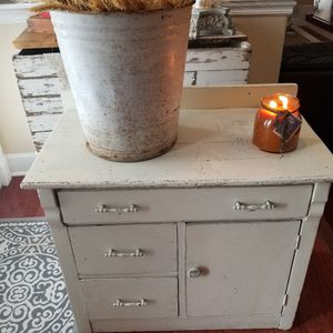Primitive chic Cabinet for Sale in Clermont, FL