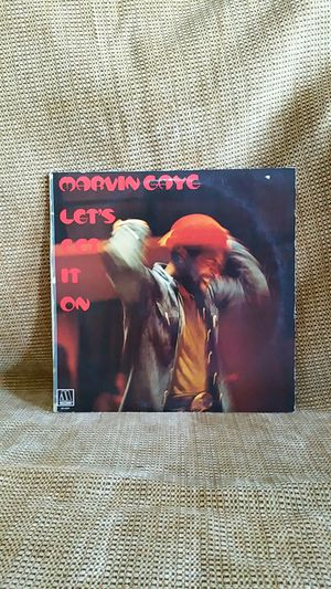 """Marvin Gaye """"Let's Get It On."""" for Sale in San Diego, CA"""