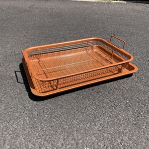 "10""x13"" Orange Cooking Baking Pan for Sale in Mesa, AZ"