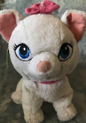 "13"" Aristocats bean bag stuffed animal $12 for Sale in Menifee, CA"