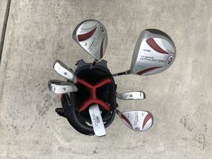 U.S. Kids Golf UL60 Lefty 7 Club Set for Sale in Atlanta, GA