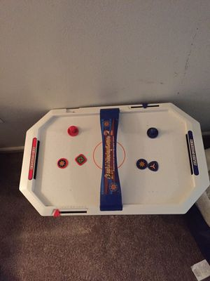 Miniature air hockey table for Sale in Portland, OR