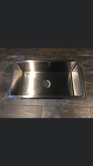 Stainless Steel Kitchen Sink for Sale in Stoughton, MA