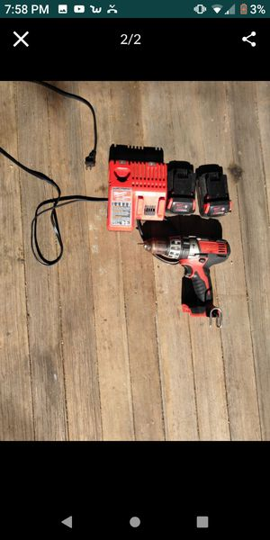MILWAUKEE TOOLS AND extras for Sale in Akron, OH