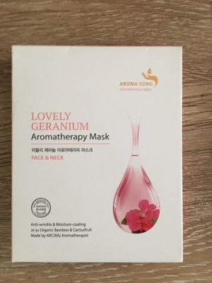 Aroma Yong Geranium Face Masks for Sale in Los Angeles, CA