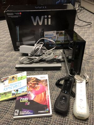 Nintendo Wii for Sale in Silver Spring, MD