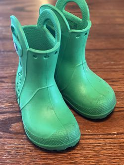 Toddler Rain Boots 7c for Sale in Tustin,  CA