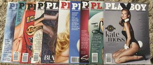 Playboy magazines (2014) Covers/Centerfold intact for Sale in Arlington, TX