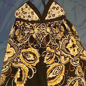 Black Printed Dress for Sale in Boulder City, NV