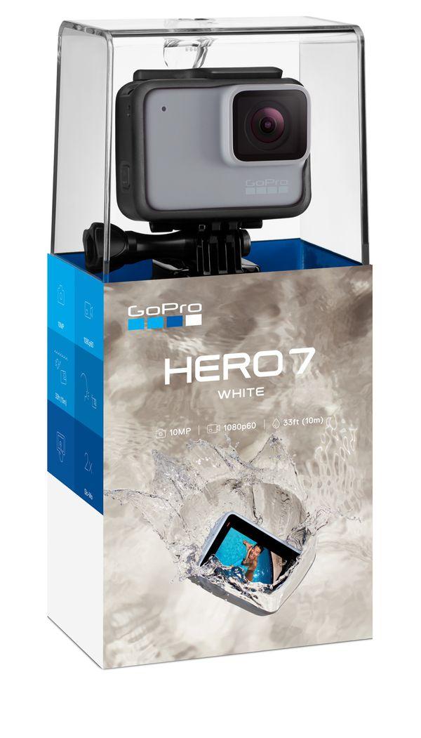 NEW GoPro Hero 7 Action Video Camera