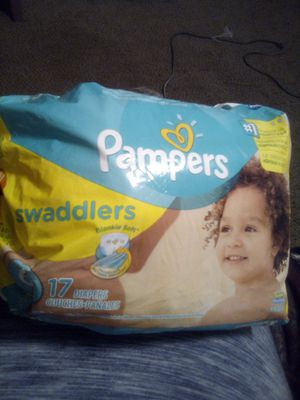 Pampers size 6 for Sale in Kissimmee, FL