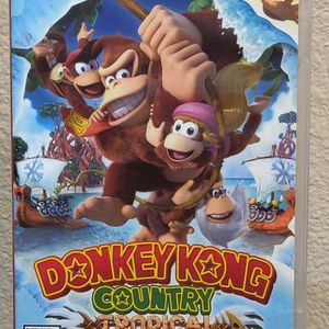 Donkey Kong: Country Tropical Freeze for Sale in San Antonio, TX
