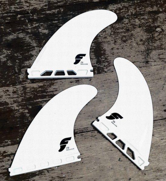 AL MERRICK AM1/AM2 FUTURE THERMOTECH SURFBOARD FINS