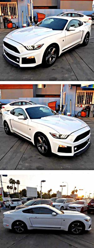 2015 Ford Mustang V6 Coupe for Sale in South Gate, CA