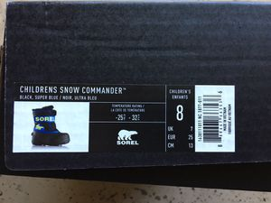 Children Sorel Snow boots for Sale in Jurupa Valley, CA