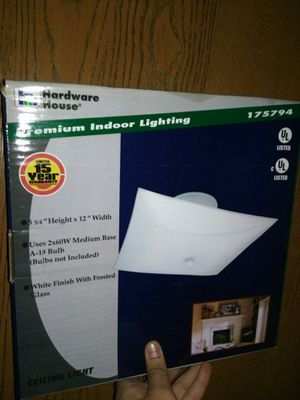 Ceiling light fixtures for Sale in Lac du Flambeau, WI