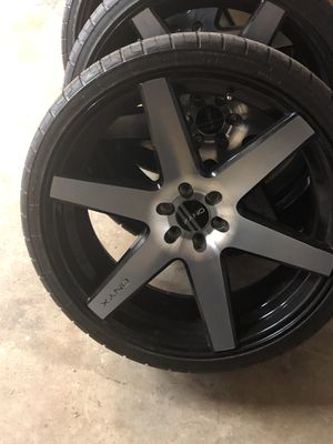 24 inch wheels Brand New 6x127-6x5.00 for Sale in Harvey, IL