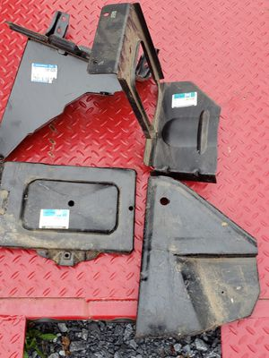 CHEVY N.O.S. SQUARE BODY PICK UP 73-80 BATTERY TRAYS for Sale in East Petersburg, PA