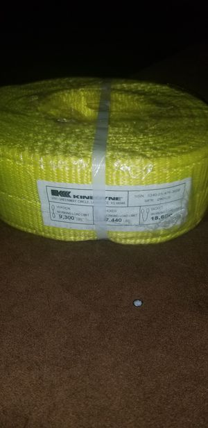 $15 each- TOW STRAPS for Sale in Tampa, FL