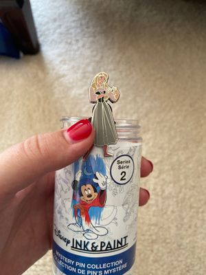 Aurora ink and paint series 2 Disney pin for Sale in Federal Way, WA