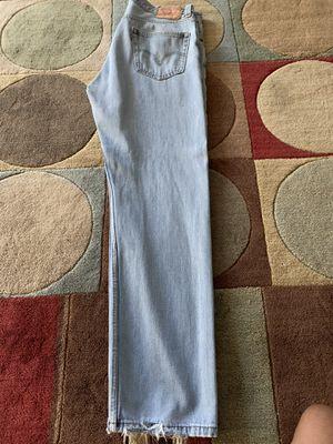 Blue Levi jeans for Sale in Las Vegas, NV