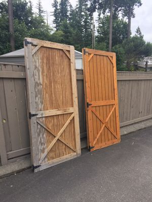 Old Shed Doors for Sale in Bonney Lake, WA