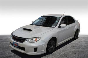 2013 Subaru Impreza Sedan WRX for Sale in Seattle, WA
