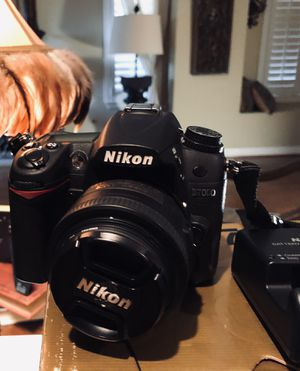 Nikon D7000 w/2 lenses battery and charger shutter # <2500 - $619 for Sale in Irvine, CA