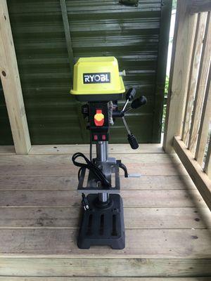 Ryobi drill press for Sale in Houston, TX