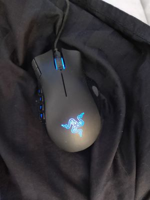 Razer Naga gaming mouse for PC computer for Sale in Las Vegas, NV
