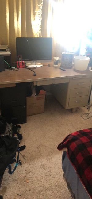 Industrial desk for Sale in Manteca, CA